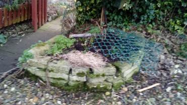 Rubbish Garden Beds